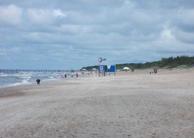 Palangos Birutės parko paplūdimys