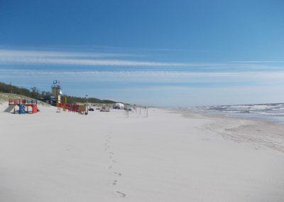 Klaipėdos I-osios Smiltynės paplūdimys