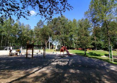 Balsio paplūdimys, žaidimų aikštelė