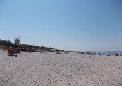 I Smiltynės papludimys