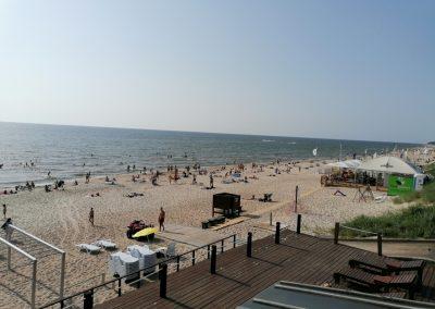 II Melnragės paplūdimys